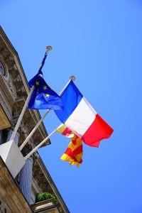 British TV online in France